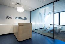 S28 PROJECT - AMP Capital / STATE28 is proud to showcase this amazing office and break out space fit out