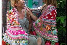 Crochet irlandese