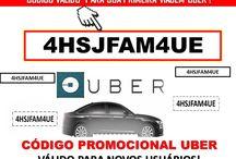 código do uber