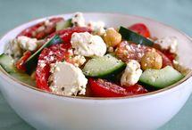 Salads / by Liz Dingman