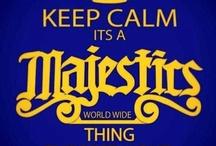 Majestics CC TTT ❤ / Majestics World Wide / by Patricia Soto