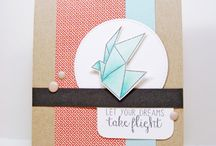 Cards - Reverse Confetti / by Harriet Skelly