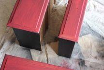 Log Home trim color