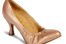 """Linea Tecnica"" collection / Rosso Latino - Linea Tecnica woman shoes for dance"