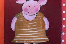 Glücksschweinchen / Glücksbringer, Glücksschweinchen, Glück!!!