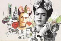 Frida:: / by Gaby Cruz