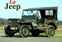 Jeep Willy's / Willy's jeep