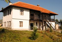 Varna Rural Architecture / The architectural examples in one of the richest villages NIKOLAEVKA in Varna Region, Bulgaria. during Pre-Communistic period 1890 - 1960