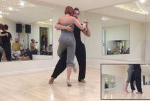 vidéos tango en couple