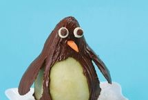Party I'm Dying to Hostess! / Penguin Party Theme Ideas!   (I am a member of the NESCAFÉ TASTER'S CHOICE community)... / by Robin O