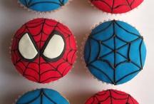 Spider-Man cups