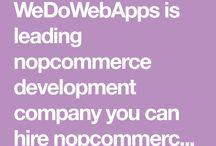 nopcommerce developer