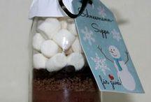 Winter-Weihnachtsgeschenke