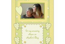 Zazzle ~ Mother's Day Cards