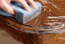 restore wood