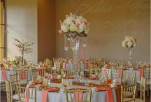 Mesas y espacios boda
