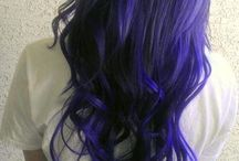 Hair styles/colors / I would SO dye my hair any of these colours!