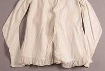 "Regency ""jak""  or short gown"