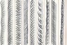 Calligraphy Flourish / Calligraphy Flourish