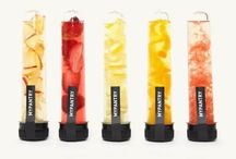 juices with fruit chunks