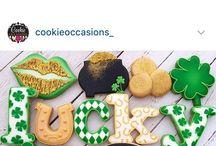 *St. Pat's Cookie Ideas