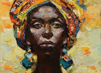 「african woman」