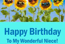Funny Birthday Cards For Niece