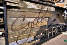 Architecture Signage