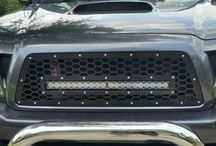 Tacoma Grilles / Custom and OEM grilles for your Tacoma from www.PureTacoma.com