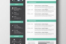 CV or Resumes