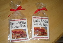 End Of Year Teacher Gifts  / by J A. O'C