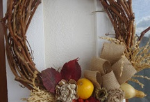 Wreaths  / Every season and special occasion need a wreath!