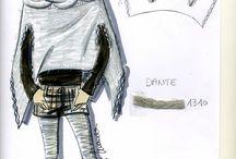 druty ubiory