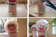 toilet roll kids craft / kids craft