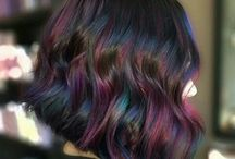 this hair is cool