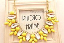 adornment / accessories, jewelry, etc / by Christina Bindon