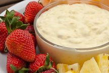 *{Fruit and Fruit Dip}* / by Destiny Copass