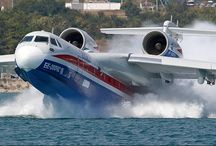 Beriev Be 200CHS / the only water bomber worth considering!