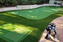 Practice Golf from Home