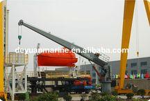Lifeboat Davit / Lifeboat Davit / by Zhuhai City Deyuan Import&Export Co., Ltd