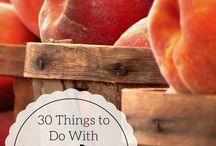 Recipes/Peaches