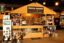 Inside Rack N Road / Take a look inside our store locations