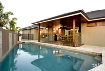 Pools / Take a look at the pools we have created as add on's for our home designs