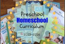 Extra Pre-K Activities / by Erica Winkle