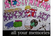 bff bucket list together