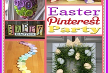 Easter Pinterest Party