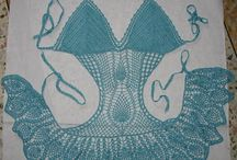 Crocheted Beachwear (Купальники)