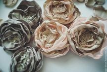 VINTAGE FLOWERS HOW TO MAKE