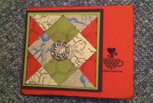 Patchwork Quilt Card