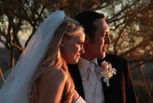 Wedding Sunset Photos / Photos at Saguaro Buttes during Sunset